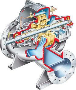 Flowserve Lnn Range Consolidated Pumps Ltd